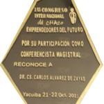 1er Congreso Internacional del Chaco Emprendedores del Futuro