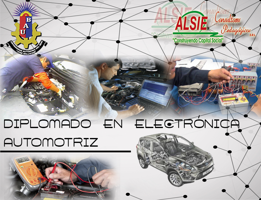 Diplomado en Electrónica Automotriznew