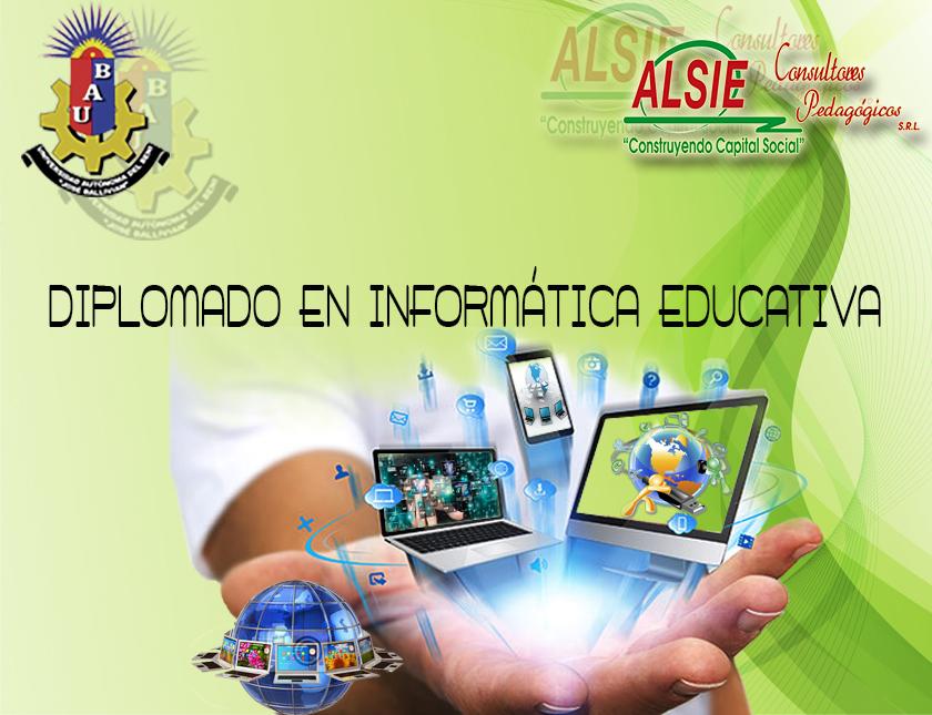 Diplomado en Informática Educativa