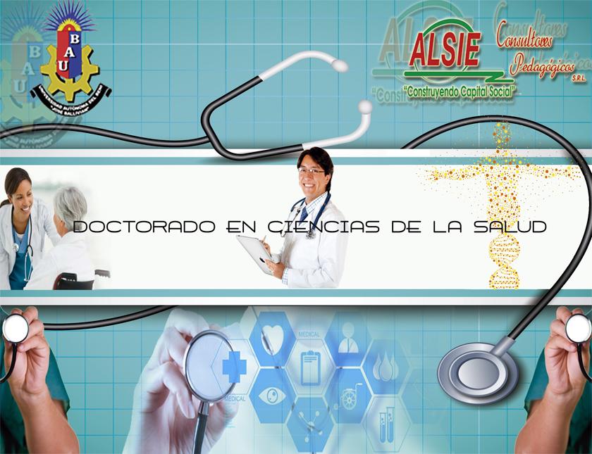 Doctorado en Ciancias de la Salud