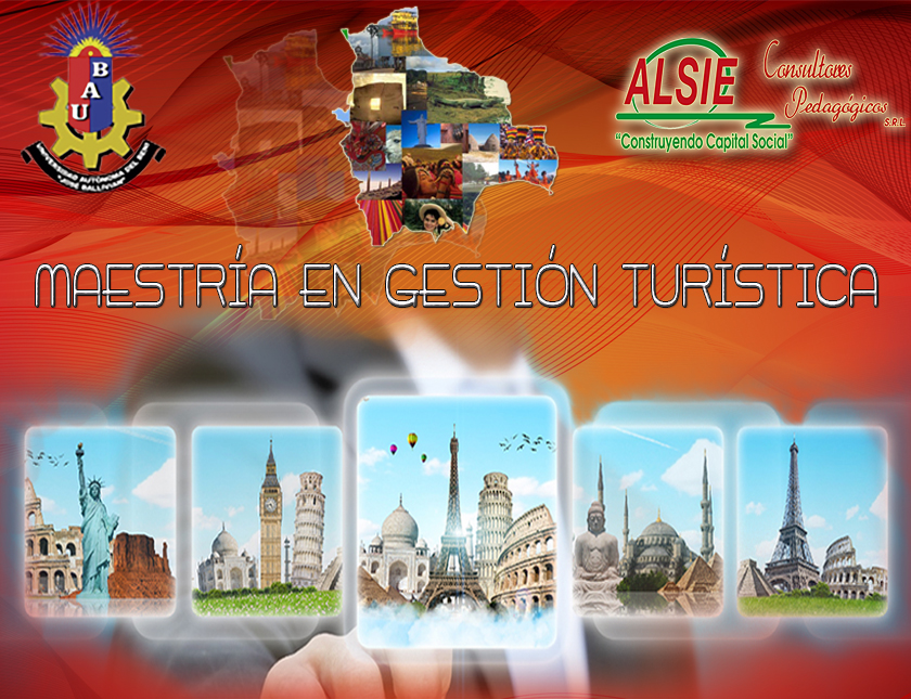 Maestría en Gestión Turística
