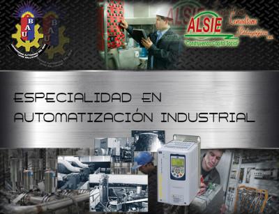 Especialidad en Automatización Industrial