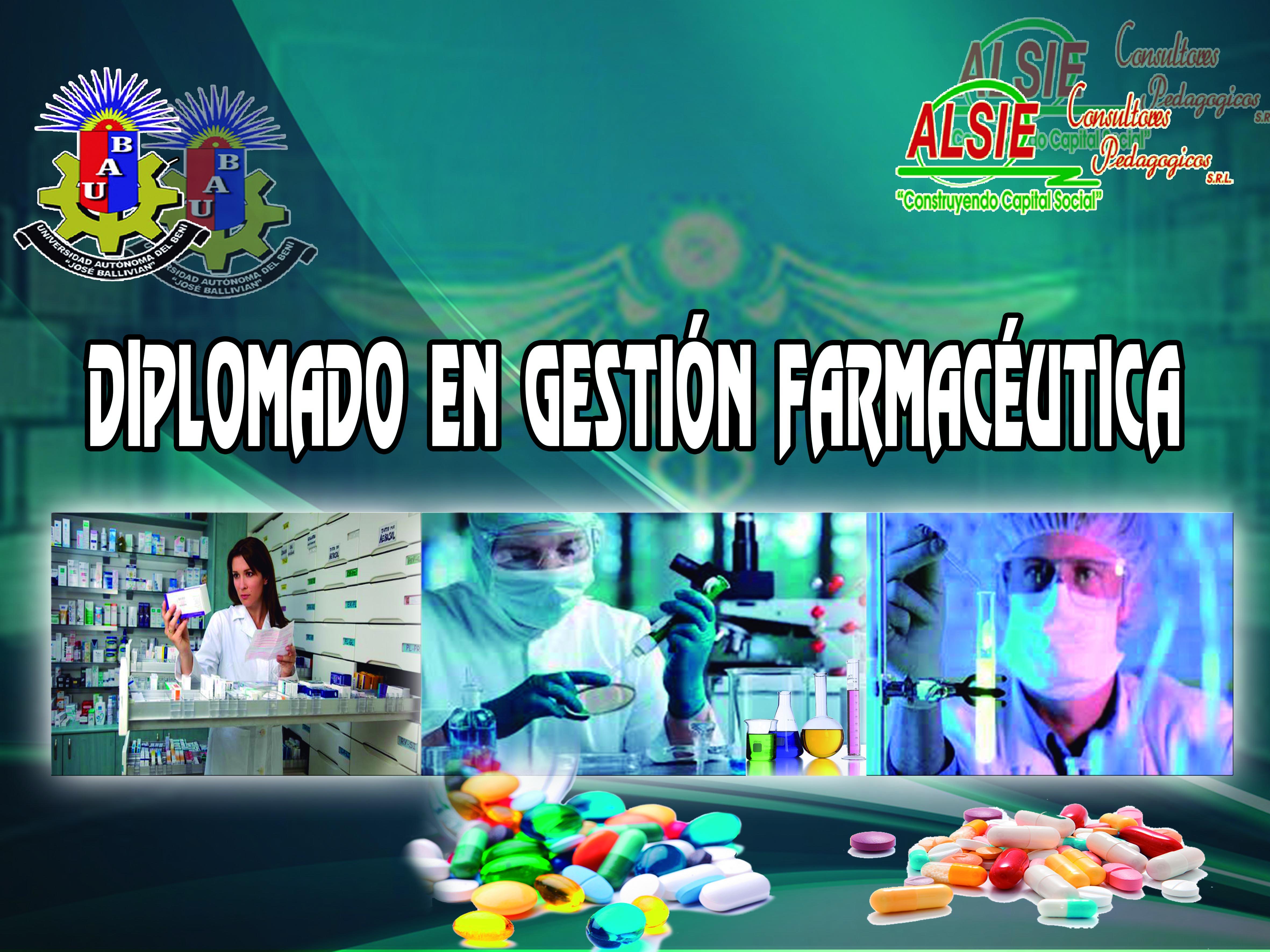 Diplomado en Gestión Farmacéutica
